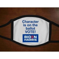 Character Is On The Ballot mask